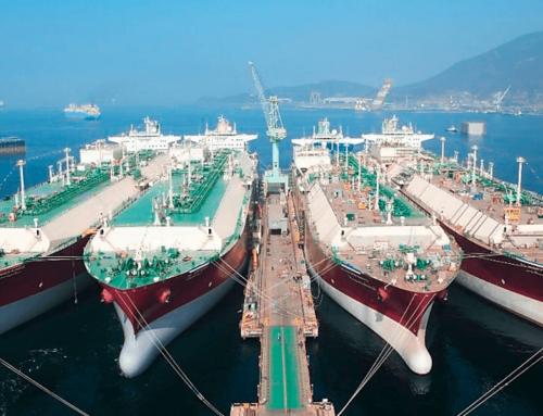 Shell duplicará la flota de abastecimiento de combustible de GNL para 2025